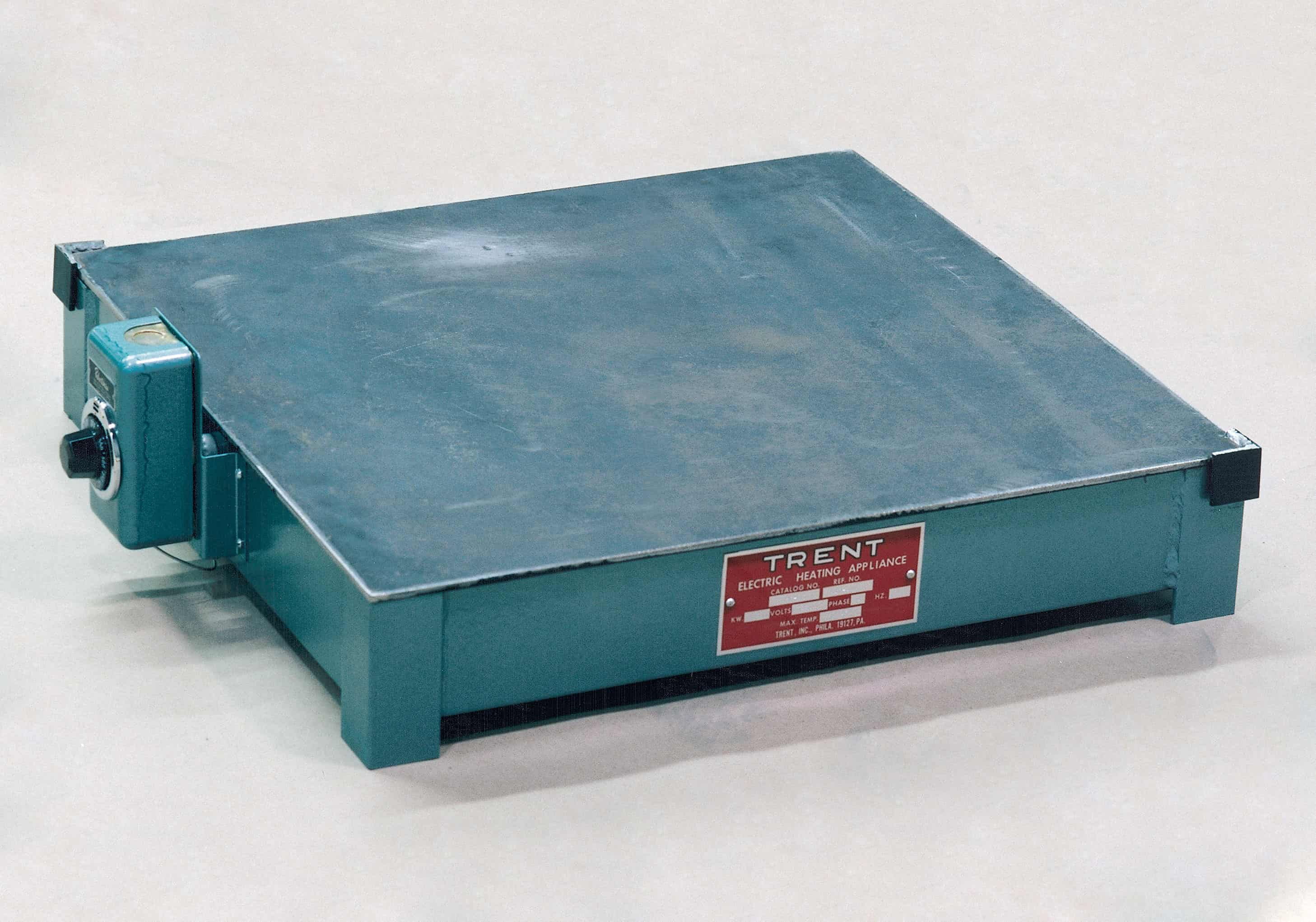 Trent Industrial Hot Plate with Cover
